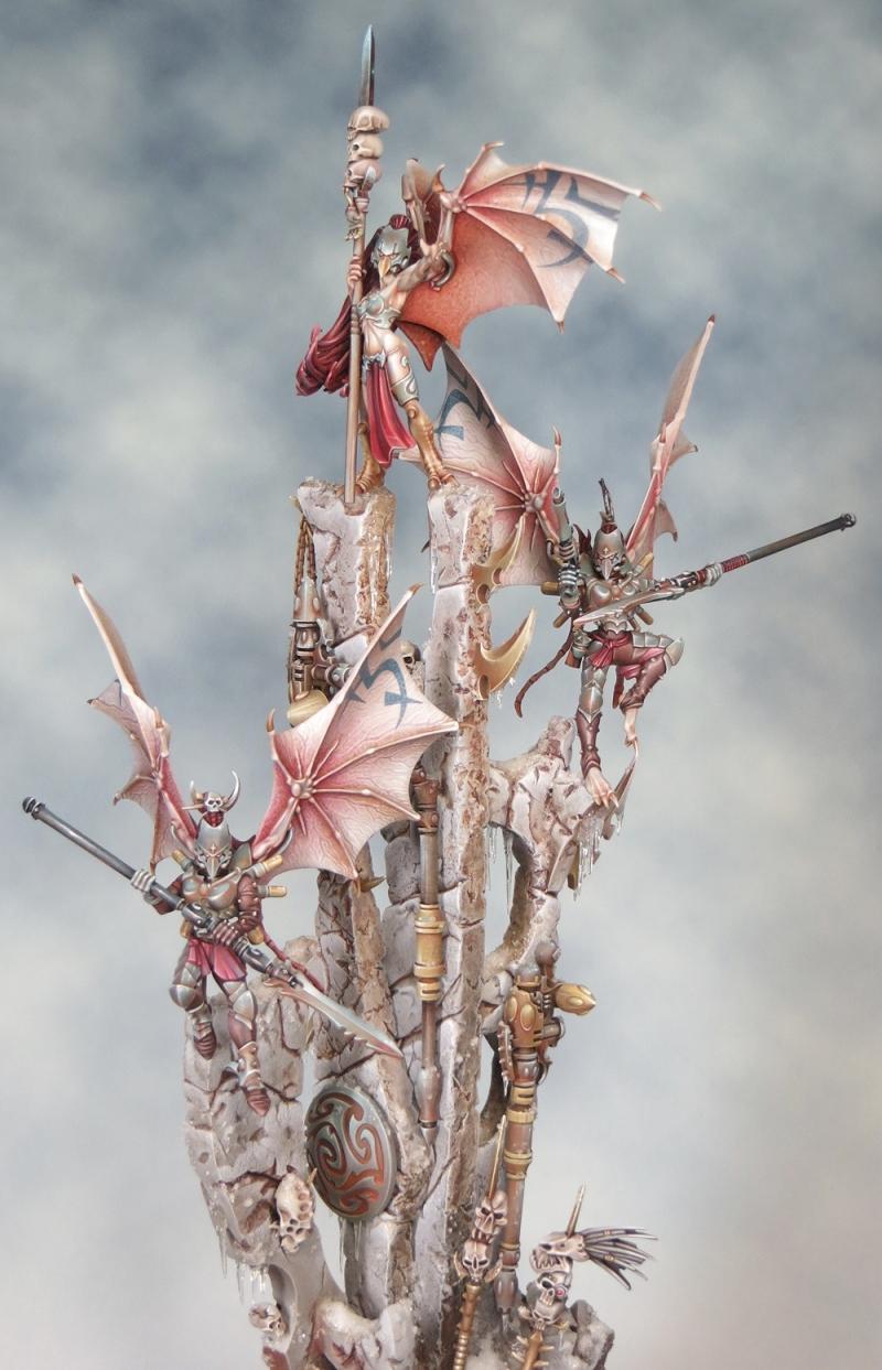 Dark Eldar Diorama