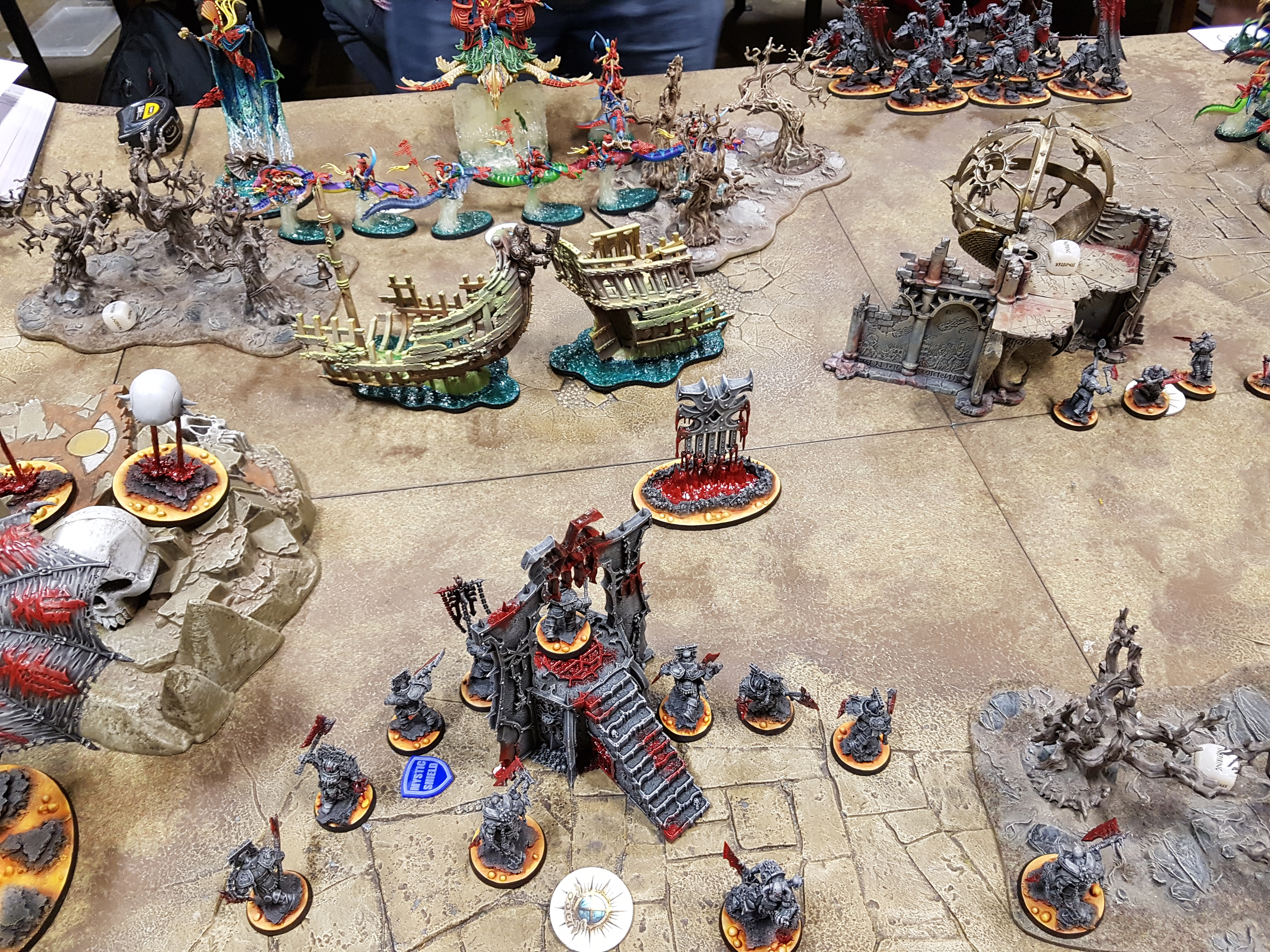 FaceHammer Podcast - An Age of Sigmar Podcast based in the